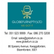GLOBEFURN(PTY)LTD - Logo