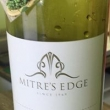 Mitre's Edge Wine Estate - Logo