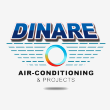 Dinare Airconditioning and Projects(Pty)Ltd - Logo