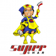 Superchar Franchise - Logo