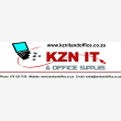 KZN IT & OFFICE SUPPLIES - Logo