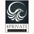 4Private Investigator - Logo