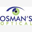 Osman's Optical Ridgeway - Logo