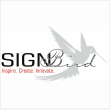 Signbird Signs and Digital Printing - Logo