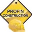 Profin Construction - Logo