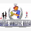 Royal Domestic Maids - Logo