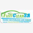 Waterless car wash specialist  Fleet Clean SA - Logo