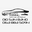 Motor City Towing-Flatbed towing service 680+ - Logo