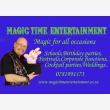 Magic Time Entertainment - Logo