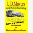 L.D. Movers - Logo