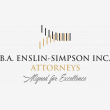 BA Enslin-Simpson Attorneys Incorporated - Logo