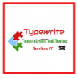 Typewrite Transcription and Typing Services C - Logo