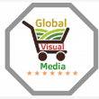 GLOBAL VISUAL MEDIA  - Logo