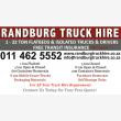 Randburg Truck Hire - Logo