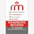 Randburg Movers cc - Logo