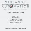 MIDLANDS AUTOMATION - Logo
