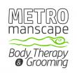 METRO-manscape - Logo