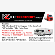 KYS TRANSPORT & REMOVALS - Logo