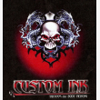 Custom Ink Tattoos and Body Piercing - Logo