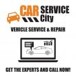 Car Service City Sandton - Logo