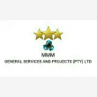 MMM GENERAL SERVICES AND PROJECTS - Logo
