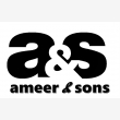 Ameer and Sons PTY LTD - Logo