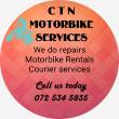 CTN Motorbike Services - Logo