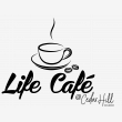 Life Cafe - Logo
