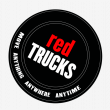 Red Trucks - Truck Rental and Hire - Logo