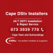 Cape DSTV Installers - Logo