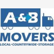 A&B Movers - Logo