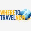Where To Travel Now - Logo