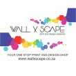Wall X Scape Print and Design Solutions - Logo