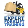 Forklift training centre - Logo