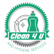 Clean 4 u and Hygiene services - Logo