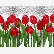 Tulp Mosaics - Logo