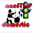 One Stop Domestic - Logo