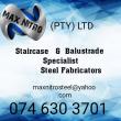 Max Nitro Steel Fabrication - Logo