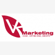 V K Marketing  - Logo