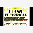 Flash Electrical 247 - Logo