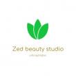 Zed beauty studio - Logo