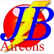 JB Aircons - Logo