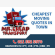Mr Cheap Transport - Logo