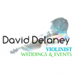 David Delaney Wedding Music & Event Violinist - Logo