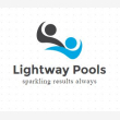 Lightway Pools - Logo