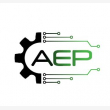 AEP - AUTOMATED ELECTROMECHANICAL PRODUCTION - Logo