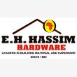 E.H Hassim Hardware - Logo