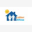 Lekker Aftree - Logo