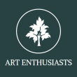 Art Enthusiasts - Logo