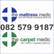 Mattress and Carpet Medic - Logo